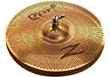 "Zildjian Gen16 Buffed Bronze 14"" Hi Hat Cymbal Pair"