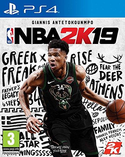 NBA 2K19 (PS4) UK IMPORT REGION FREE