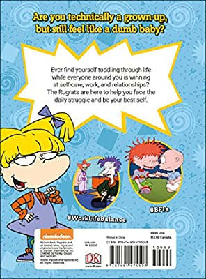 Nickelodeon Rugrats Guide to Adulting: Rachel Bozek