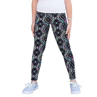 4c4f4c3304b84 SF Kids Reversible Workout Legging: Amazon.co.uk: Clothing