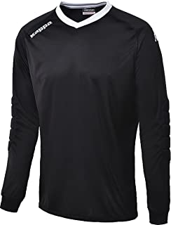Kappa Calabria - Camiseta de portero unisex flúor