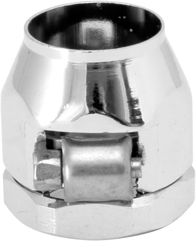 Spectre Performance 3168 Chrome 1//2 Magna-Clamp Heater Hose Fitting