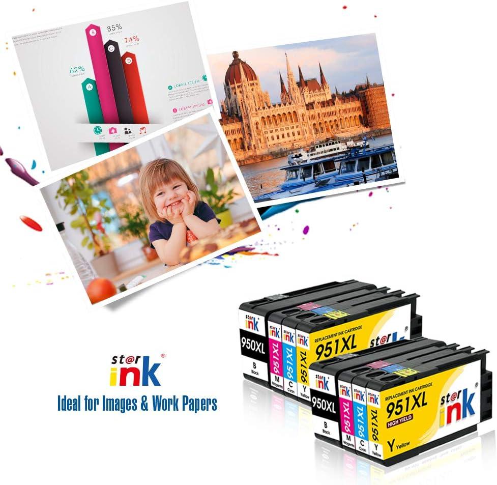 Starink - Cartucho de tinta de repuesto compatible para impresora ...