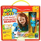 EDUCATIONAL INSIGHTS HOT DOTS JR. LET'S MASTER KINDERGARTEN READING WITH ACE PEN