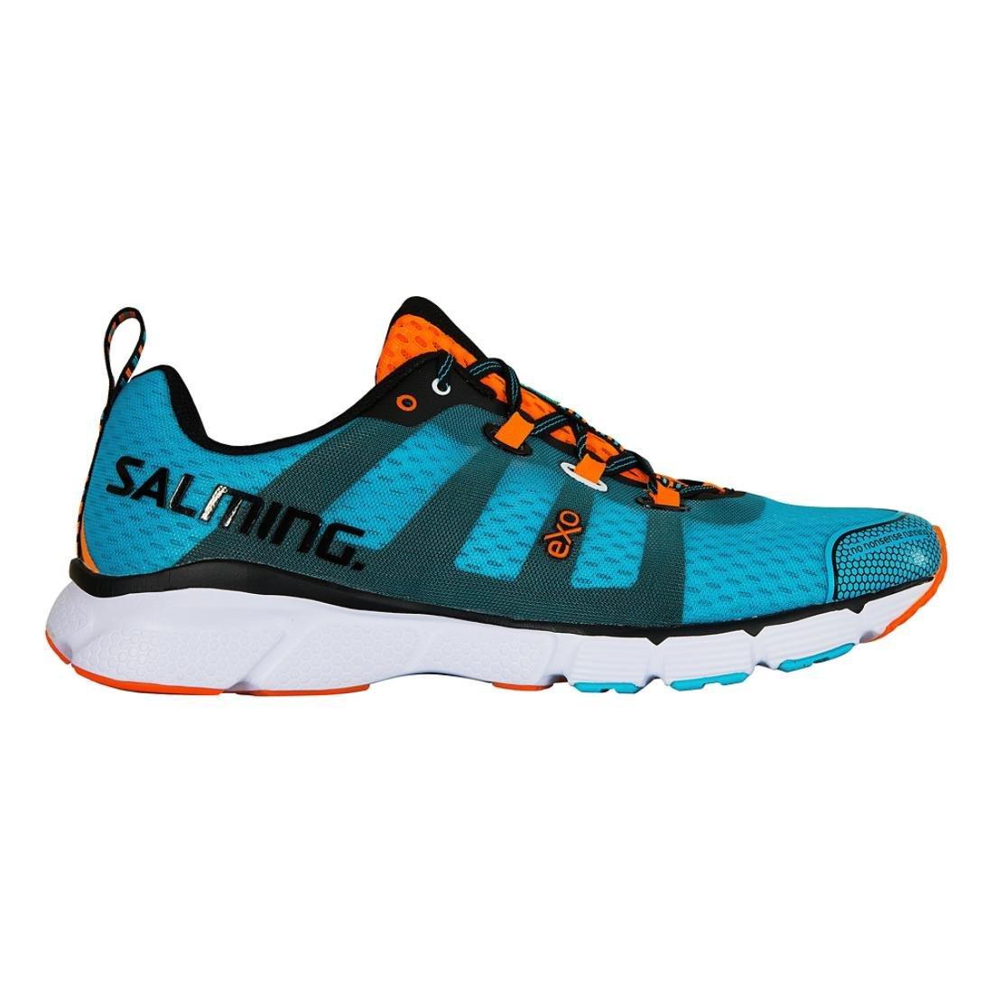 Salming Zapatillas de Running de Tela, Sintético Para Hombre Azul Azul 45 EU|Azul