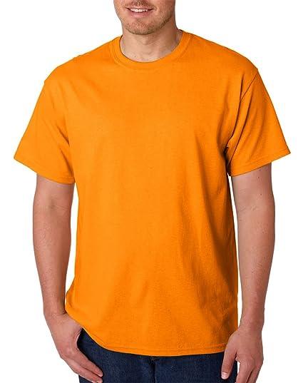 1e616e7d6 Gildan 5.3oz Heavy Cotton Short Sleeve T-Shirt - 5000 M | Amazon.com