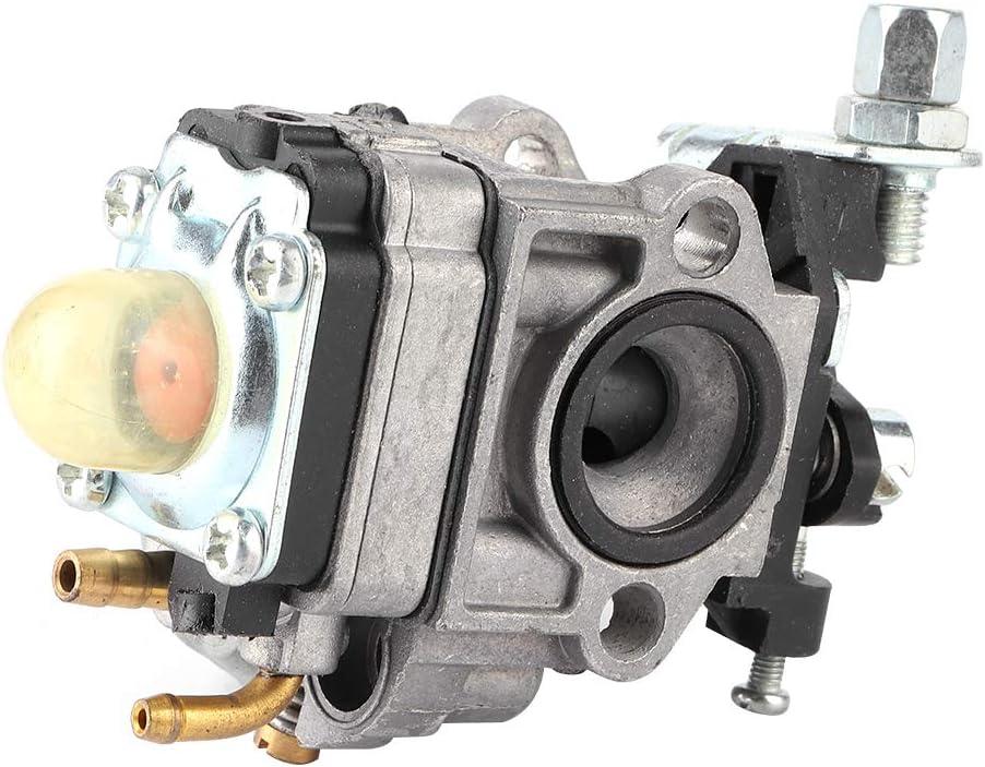 Carburador: el carburador de cortasetos de acero inoxidable duradero y antioxidante es adecuado para TH23 TH26 TH34 23CC 25CC 26CC 33CC 35CC