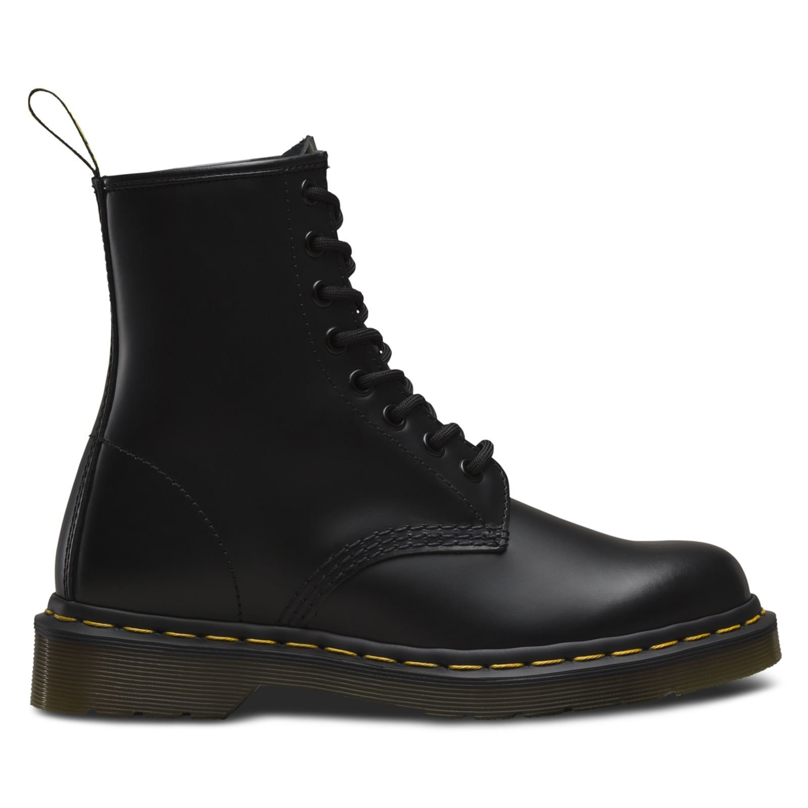 Dr. Martens 1460 Fashion Boot, Black Softy T, 9 by Dr. Martens