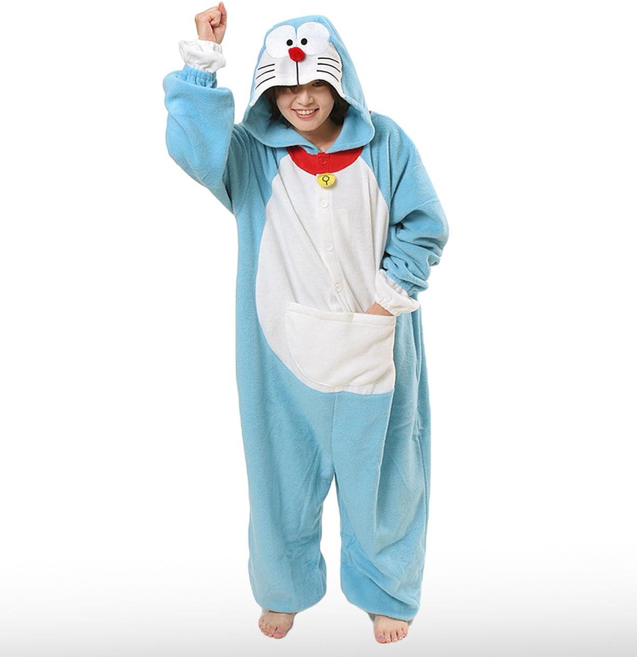 Doraemon TAN-2396 Kigurumi character (japan import): Amazon.es ...