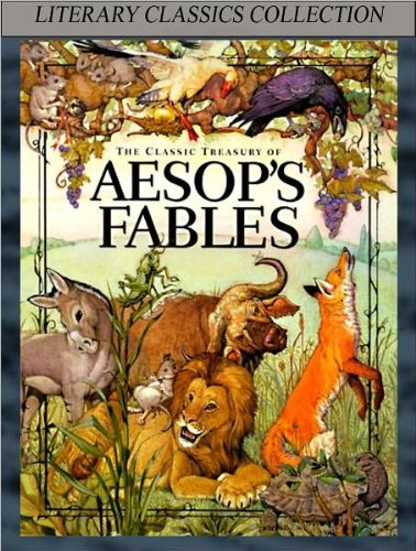 complete aesops fables