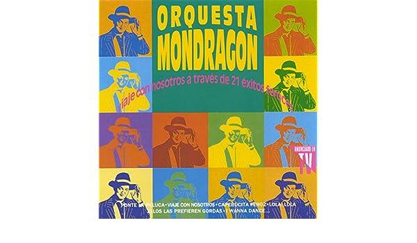 Ellos Las Prefieren Gordas de La Orquesta Mondragón en Amazon Music - Amazon.es