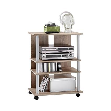 FMD Möbel 205-007 Variant 7 - Mueble auxiliar para televisión y ...
