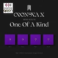 Monsta X - One Of A Kind [Ver. 1+Ver. 2 +Ver. 3 +Ver. 4 Full Set Ver.] (The 9th Mini Album) [Pre Order] 4CD+4Photobook…