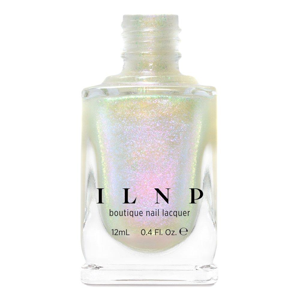 Amazon.com : ILNP Moonstone - Blue, Purple, Pink Iridescent Topper ...