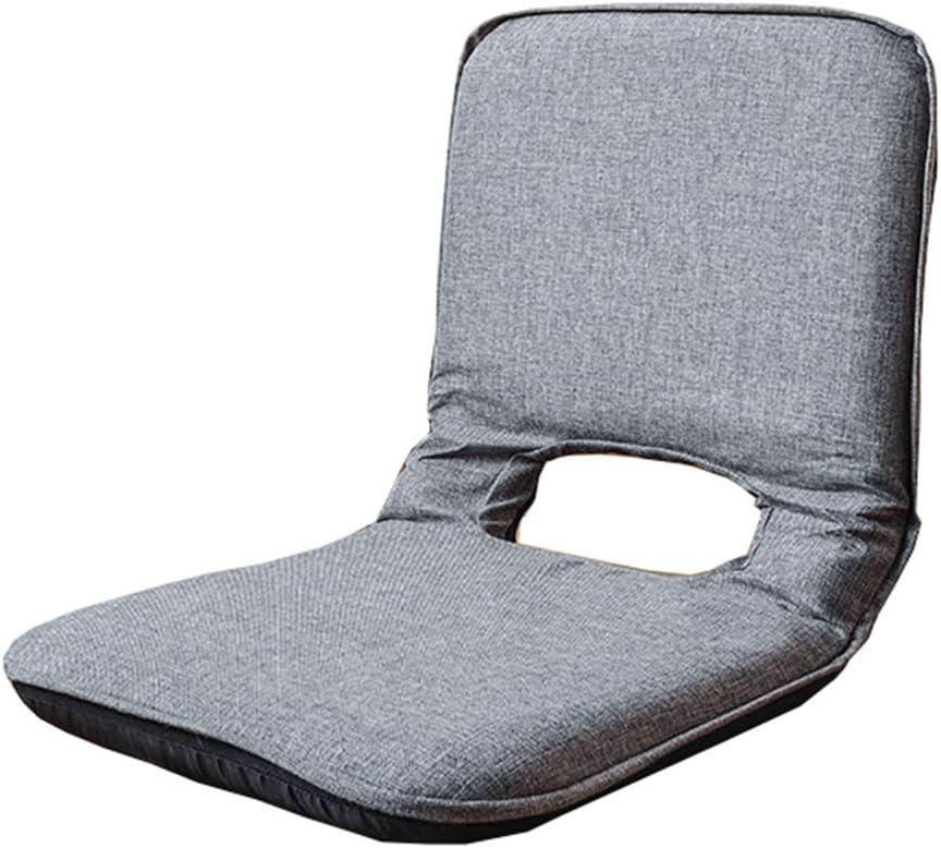 Japanese Legless Chair Cortex Gaming Chairs Floor Chair Lazy Sofa Game Meditation Floor Seat Floor Chairs Waterproof Lazy Chair Cushion Bay Window Back Chair