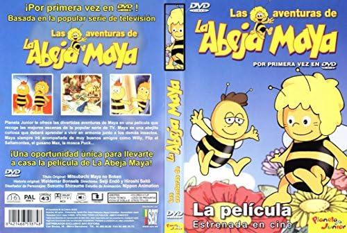 La abeja Maya. La película [DVD]: Amazon.es: Seiji Endô, Hiroshi Saitô: Cine y Series TV