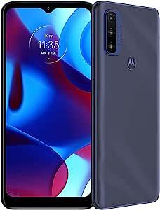 Moto G Pure | 2021 | 2-Day Battery | Unlocked | Made for US by Motorola | 3/32GB | 13MP Camera | Gray