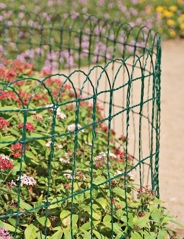 Awesome 26u0026quot; H Border Fencing