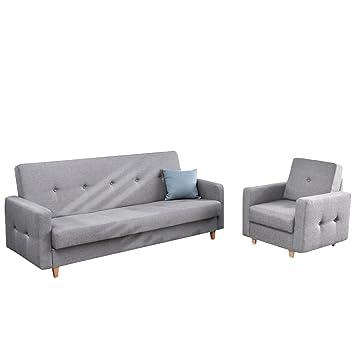 Polstermöbel mit schlaffunktion und bettkasten  Polstergarnitur Tango Sofa mit Bettkasten und Schlaffunktion ...