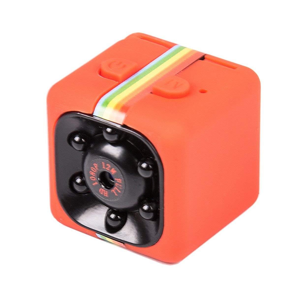 Corneliaa SQ11 Mini Micro HD Camera Dice Video Night Vision HD 1080P 960P Camcorder Motion Sensor Camera Monitors Wifi Remote