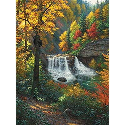 Sunsout 52992 Keathley Bear Valley Puzzle 1000 Pezzi