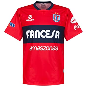 2015 universitario de Sucre Camiseta, hombre, Red / Blue: Amazon.es: Deportes y aire libre