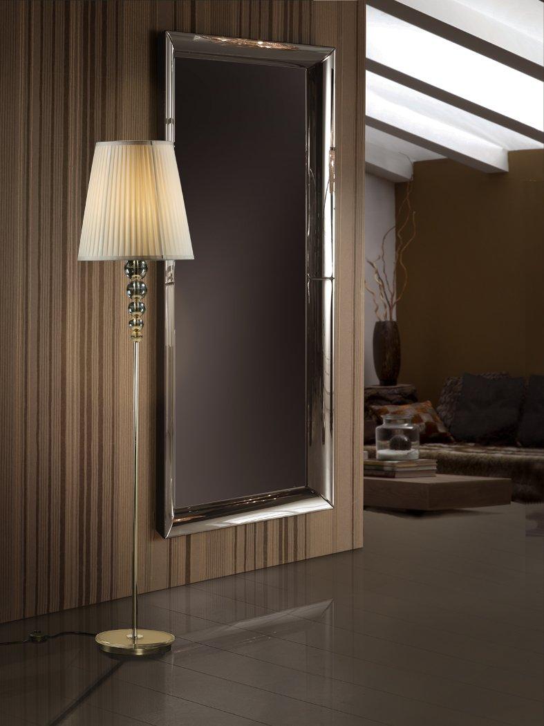 SCHULLER - Lámparas de Pie LED - Mercury Champan - iBERGADA ...