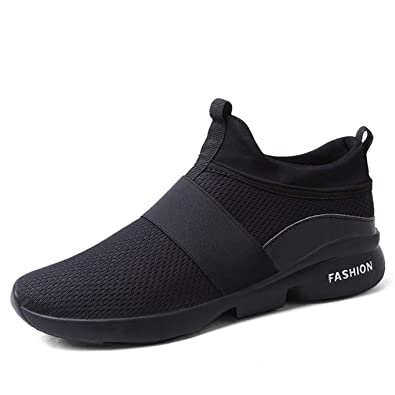 6668a9884c4 Image Unavailable. Image not available for. Color: Spring/Autumn New Models  2019 Fashion Comfortable Youth Male Soft Design Lazy Shoes ...