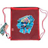 Wholesale Lot 12 Pieces Marvel SPIDER-MAN Sling Bags Net Front Birthday Party Favor - SOLD IN 12 PIECES