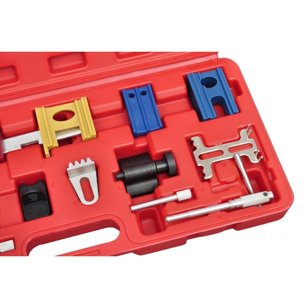 Amazon.com: Festnight 19 pcs Engine Universal Timing Locking Car Tool Engine Timing Adjustment Locking Tool Kit: Industrial & Scientific