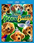 Cover Image for 'Spooky Buddies (Two-Disc Blu-ray / DVD Combo in Blu-ray Packaging)'