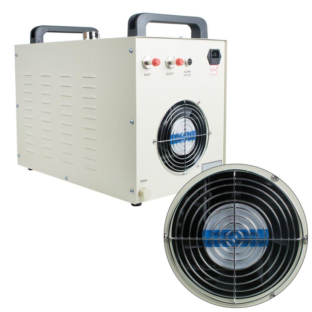 Zinnor - Refrigerador de agua industrial de 9 l de capacidad CW ...