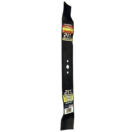 Amazon.com: Maxpower 331737S - Cuchilla para cortacésped de ...