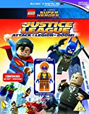 LEGO: Justice League - Attack of the Legion of Doom (includes Trickster LEGO Minifigure) [Blu-ray]