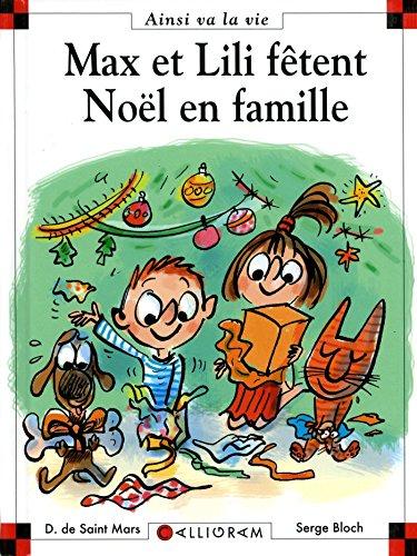 Max et Lili fetent Noel en famille (82)