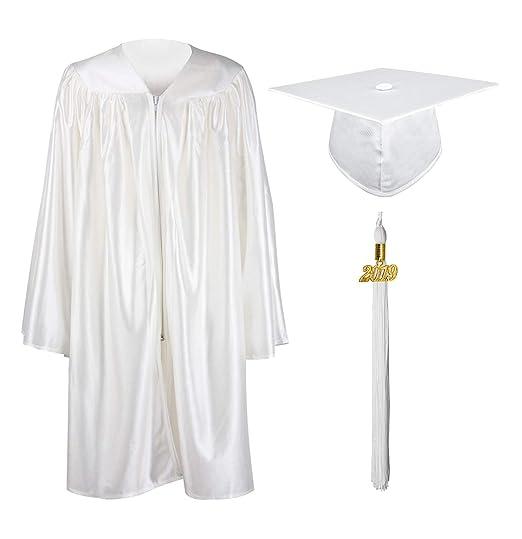 Graduationmall Preescolar Graduación Toga Y Birrete