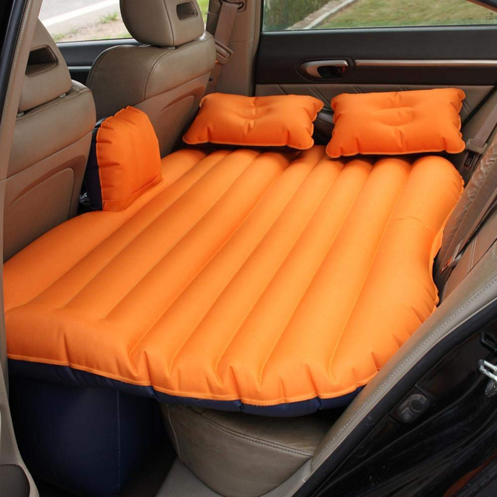 DuDuDu Aufblasbare Matratze Auto aufblasbare Matratze Auto Reise Bett Auto