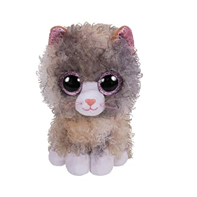 Ty - Beanie Boos - Scrappy Curly Hair Cat /toys: Toys & Games