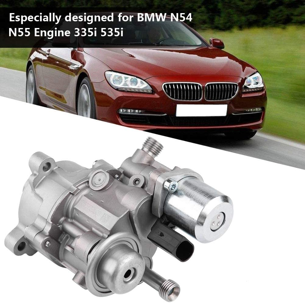 Car High Pressure Fuel Pump Gas Oil for B M W N54 N55 Engine 335i 535i 13517613933 B M W Fuel Pump