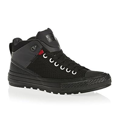 d56c7becf96a1f Converse CT As Street Boot Hi Sneaker Schwarz  Amazon.de  Schuhe ...