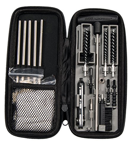 Smith & Wesson M&P Compact Rifle Cleaning Kit for .22 and .30 Caliber Long Guns