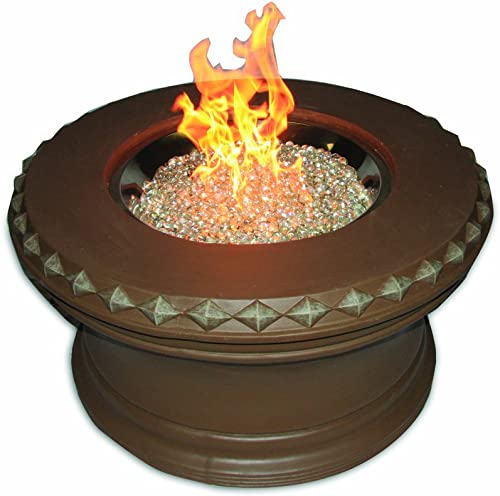 The Outdoor GreatRoom Company Aztek 36-Inch Fire Pit