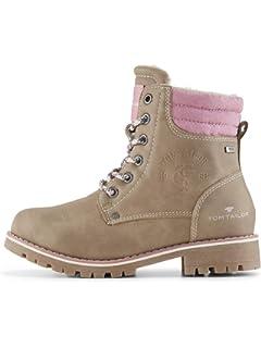 Für Tailor Schnürboots Schuhe Tom Mit MädchenFrauen VGSMpqzjLU