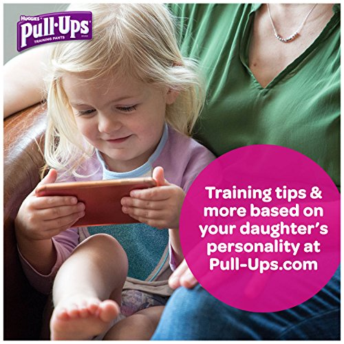 Large Product Image of Pull-Ups Learning Designs Training Pants for Girls, 2T-3T, 74 Count (Packaging May Vary)