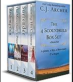 The 4 Scoundrels Box Set: 4 Book Set: A pirate, a spy, a mercenary & a rogue