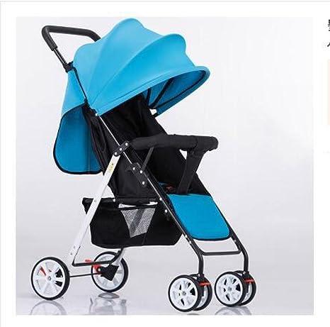 baby stroller El Cochecito De Bebé Portátil Ultraligero de 3.8KG Puede Sentarse El Coche De