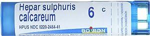 Boiron, Hepar Sulphuris Calcium 6C Multi Dose Tube, 80 Count