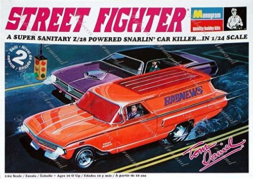 et Fighter Tom Daniels Car Model Kit ()