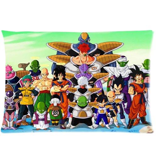 Dragon Ball Z easiskins con cremallera cojín 20 x cm 76,2 ...