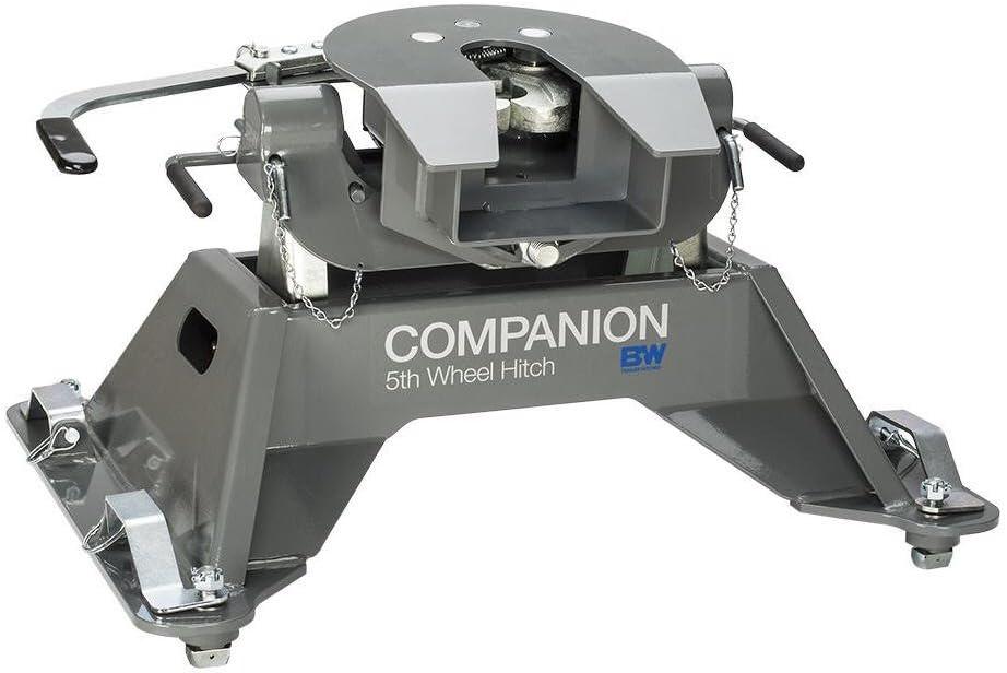 B&W Hitches Companion Fifth Wheel Hitch